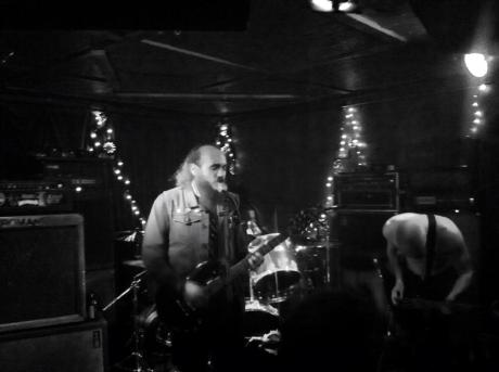 I took this photo last Wednesday at Thee Parkside in SF.