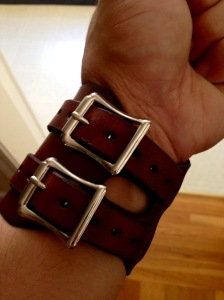High quality leather and hardware.