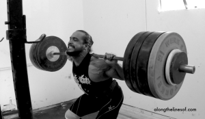 Those 4x6 squat feels.